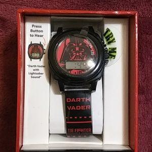 NWB Darth Vader watch